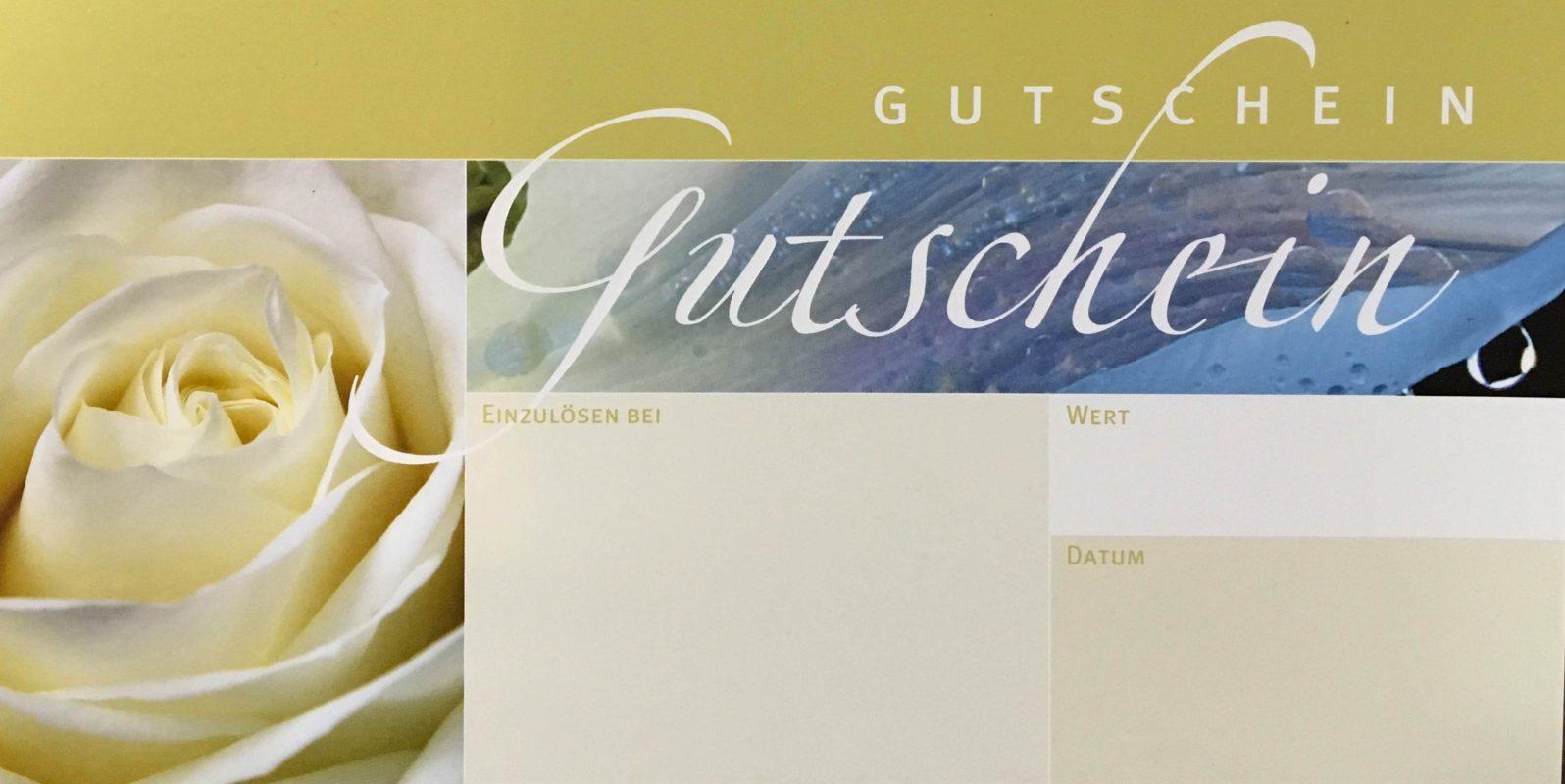 Gutschein-Rose-creme