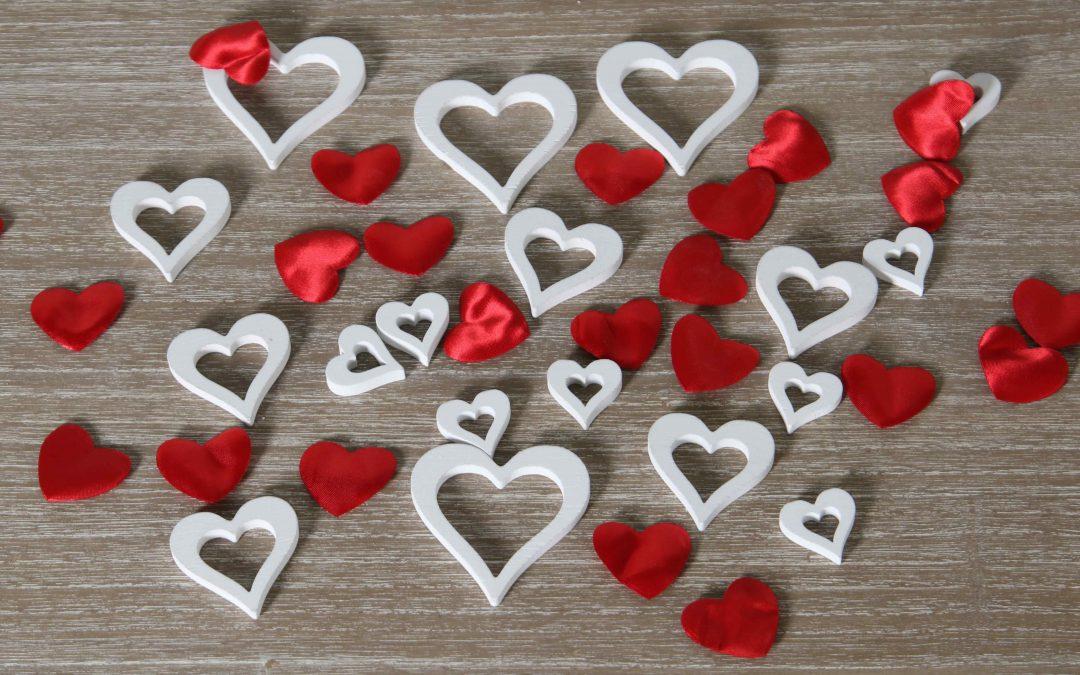 Am 14. Februar ist Valentinstag…