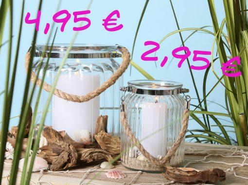 Windlicht maritim ab 2,95 €