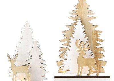 3a#Weihnachtsset#Baeume
