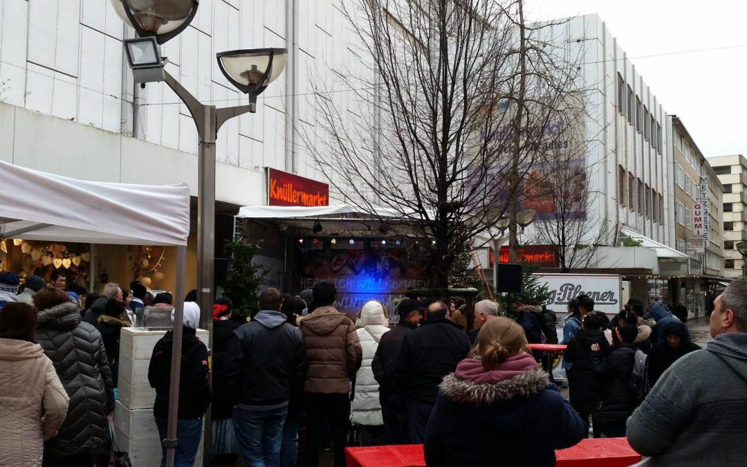 Wintermarkt: Märchenstunde auf dem Weihnachtsmarkt