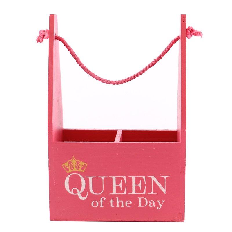kleine-holz-tasche-in-pink-queen-of-the-day-flaschen-traeger-mit-abtrennung